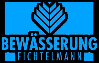 Fichtelmann Logo Bewässerung